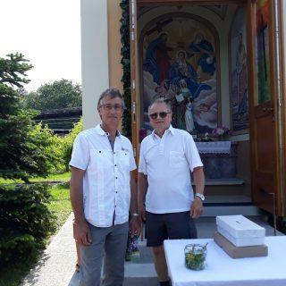 Kapellenrenovierung Haselbach